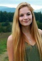 A photo of Hannah, a tutor from Coastal Carolina University