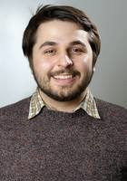A photo of Kevin, a tutor from St Bonaventure University