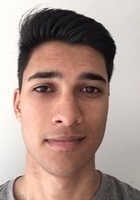 A photo of Dhruv, a tutor from University of Pittsburgh-Pittsburgh Campus