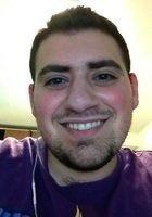 A photo of Isaac, a tutor from Yeshiva University