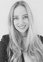 A photo of Alexandra, a tutor from George Washington University