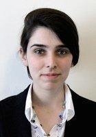 A photo of Elizabeth, a tutor from New York University