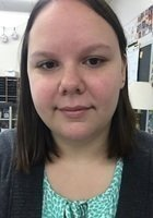A photo of Danielle, a tutor from SUNY at Fredonia