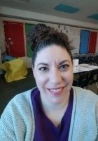 A photo of Rachel, a tutor from Aquinas College