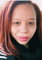 A photo of Daniella, a tutor from Howard University