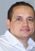 A photo of Orlando, a tutor from University of Havana