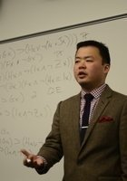A photo of James, a tutor from Emory University