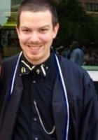 A photo of Peter, a tutor from Augustana College
