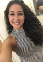 A photo of Nadia, a tutor from Pennsylvania State University-Penn State Berks