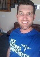 A photo of Joe, a tutor from Weber State University
