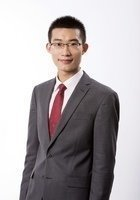 A photo of Albert, a tutor from Wuhan University