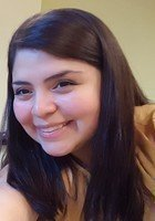 A photo of Krystal, a tutor from The University of Texas at Brownsville