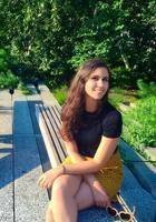 A photo of Aliza, a tutor from Columbia University in the City of New York