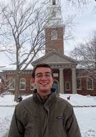 A photo of Matthew, a tutor from Harvard College