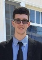 A photo of Devin, a tutor from Rochester Institute of Technology