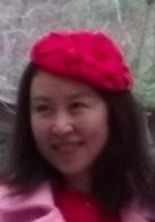 A photo of Lareina, a tutor from Liaoning University