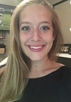 A photo of Allison, a tutor from Williams College