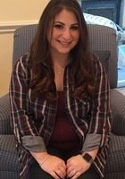 A photo of Melanie, a tutor from Fontbonne University