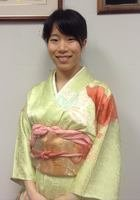 A photo of Asami, a tutor from Tokyo University of Foreign Studies