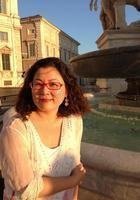 A photo of Weila, a tutor from Shanghai University