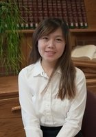 A photo of Elva, a tutor from Cornell University