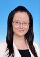 A photo of Yan, a tutor from Beijing Jiaotong University