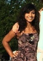 A photo of Megha, a tutor from Washington University in St Louis