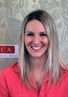 A photo of Marisa, a tutor from Santa Clara University