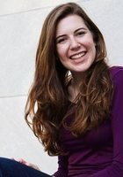 A photo of Emily, a tutor from Yale University