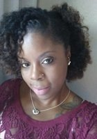 A photo of Naeemah, a tutor from Chicago State University