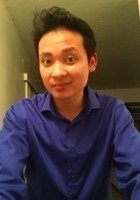A photo of Aldwin, a tutor from University of Florida