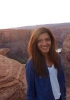 A photo of Bhumi, a tutor from Virginia Commonwealth University