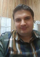 A photo of Ferhat, a tutor from Ankara University
