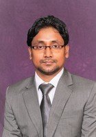 A photo of Md Nur, a tutor from University of Dhaka