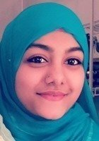 A photo of Nadia, a tutor from University of Washington-Bothell Campus