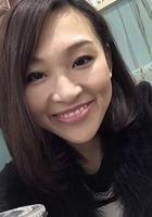 A photo of Angela, a tutor from Shanghai Jiao Tong University
