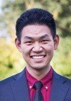 A photo of Zhong, a tutor from Duke University