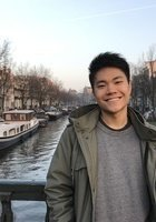 A photo of Luke, a tutor from Columbia University in the City of New York