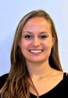 A photo of Mackenzie, a tutor from Cornell University