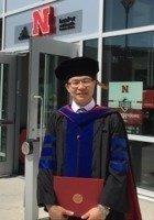 A photo of Yong, a tutor from Zhengzhou University