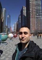 A photo of Yosef, a tutor from University of MInnesota