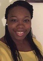A photo of Natasha, a tutor from Hampton University