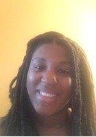 A photo of Kayla, a tutor from Towson University