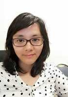 A photo of Vivian, a tutor from Central China Normal University