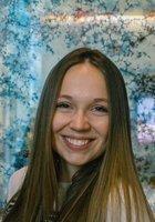 A photo of Hannah, a tutor from McGill University