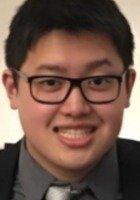 A photo of Kody, a tutor from Stony Brook University