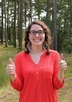 A photo of Sarah, a tutor from Western Carolina University
