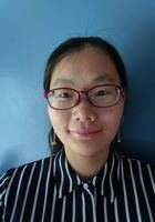 A photo of Siwen, a tutor from Zhejiang Wanli University
