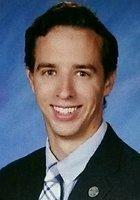 A photo of Trey, a tutor from Loyola University Maryland