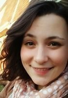 A photo of Amanda, a tutor from Slippery Rock University of Pennsylvania